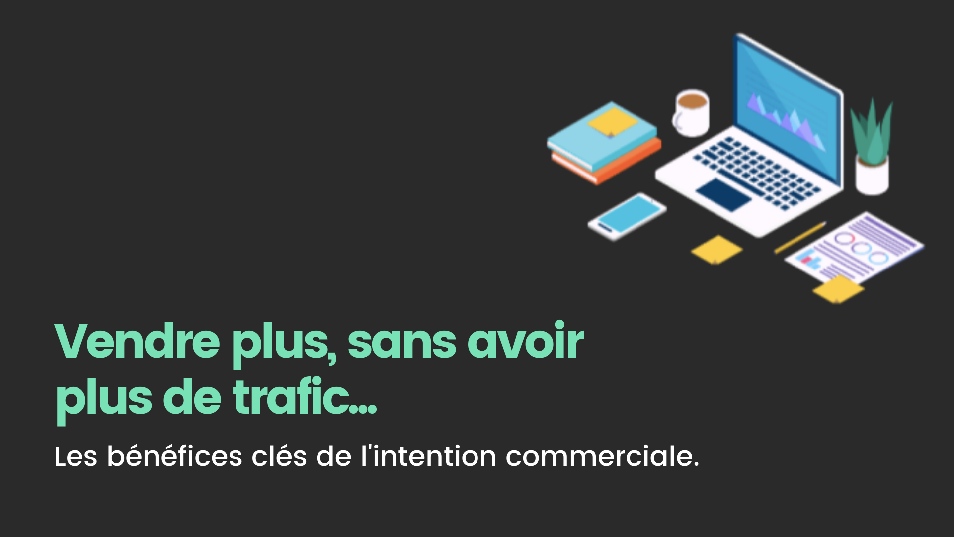 article intention commerciale