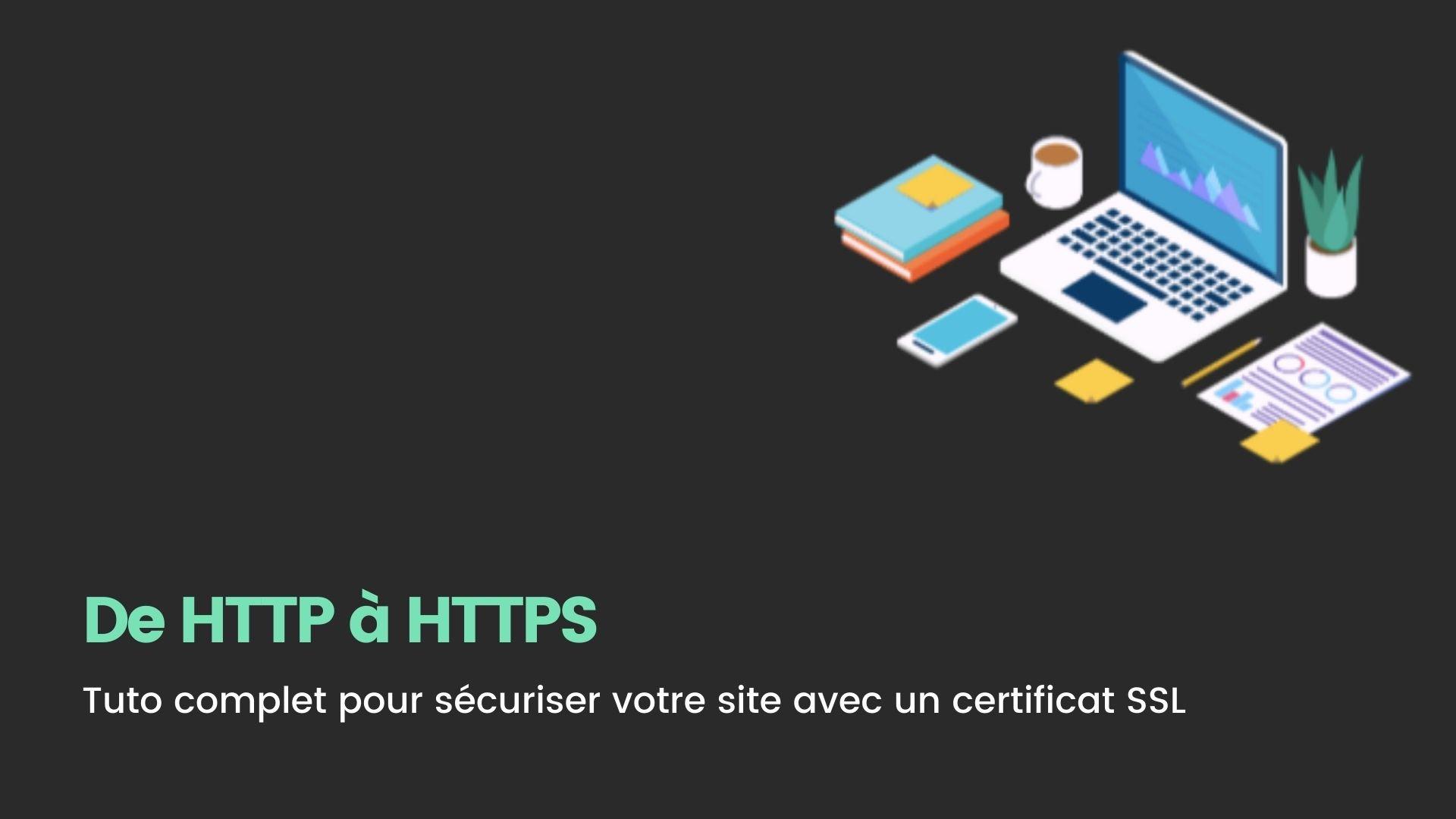 installer certificat SSL pour https
